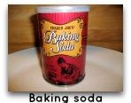 candida and baking soda