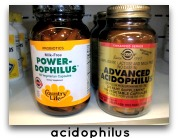 acidophilus probiotics