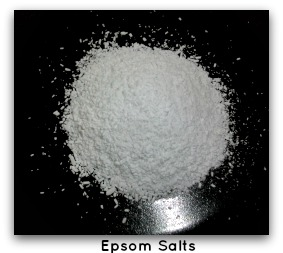 epsom salt for yeast infection