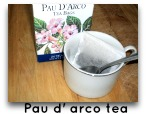 pau d' arco tea for candida picture