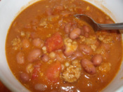 turkey chili picture