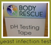 yeast infection test